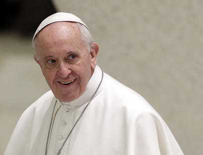 Cardinal chosen as pontiff may not be the smartest, says Pope Francis