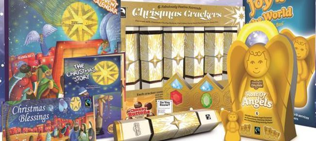 Win A Christmas Hamper From The Meaningful Chocolate Company