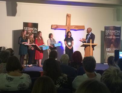 2018 Sermon of the Year won by former primary school teacher