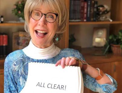 Joni Eareckson Tada announces she is cancer free