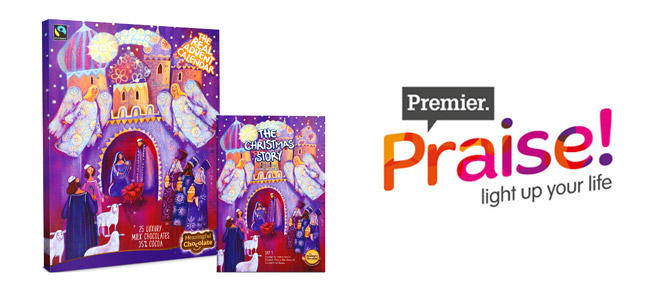 Win An Advent Calendar From The Meaningful Chocolate Company